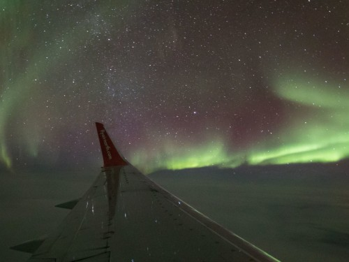 The Aurora | 360 Experience is the newest way to experience the Northern Lights