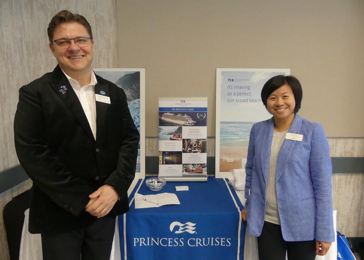 Destination Princess tour visits Vancouver