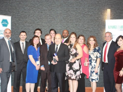 Uniglobe hands out awards from 2018 Regional Fall Conference