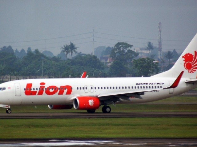 Lion Air flight crashes in Indonesia; no signs of survivors