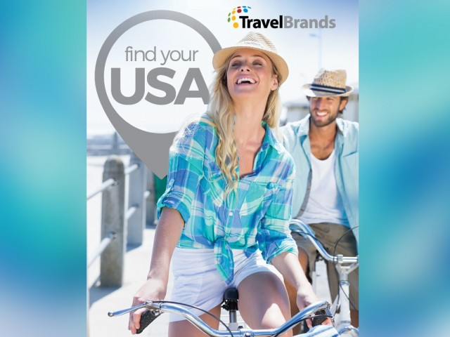 "TravelBrands invites you to ""find your USA"" with new brochure"