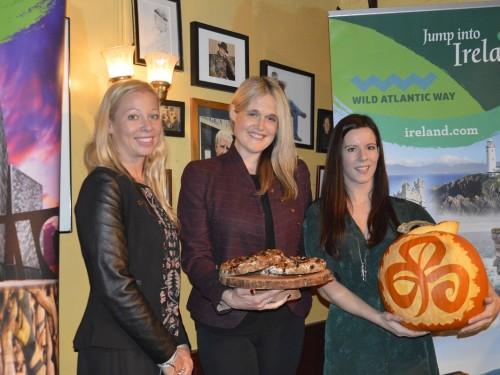 All treats, no tricks for Tourism Ireland