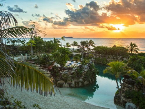 Hotel Xcaret has two new platforms just for agents