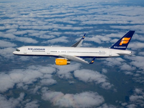 Icelandair is buying out competitor WOW air