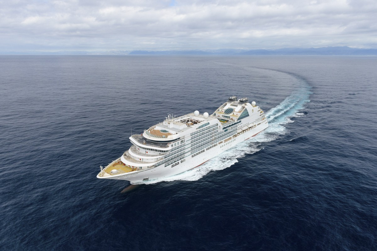 In the lap of luxury: the most luxurious cruise ships in the world