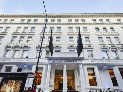 Meliá opening its third hotel in London