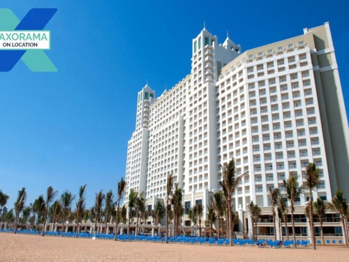 Clean getaway: inside Mazatlán's Hotel Riu Emerald Bay
