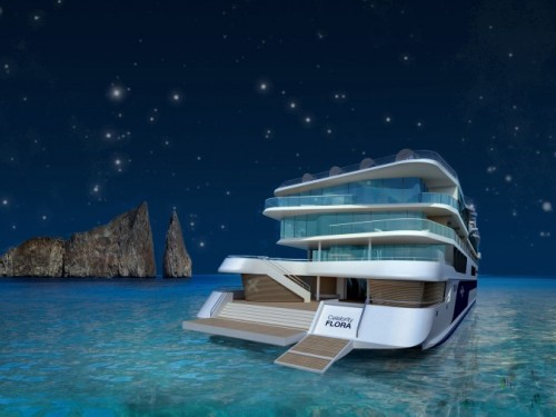 Have s'mores at sea with Celebrity's new glamping experience