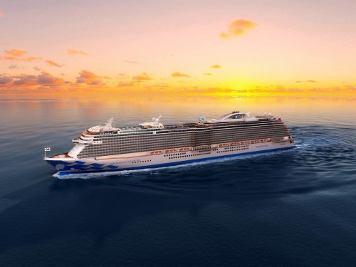 Princess Cruises sailing year-round to the Caribbean through 2020