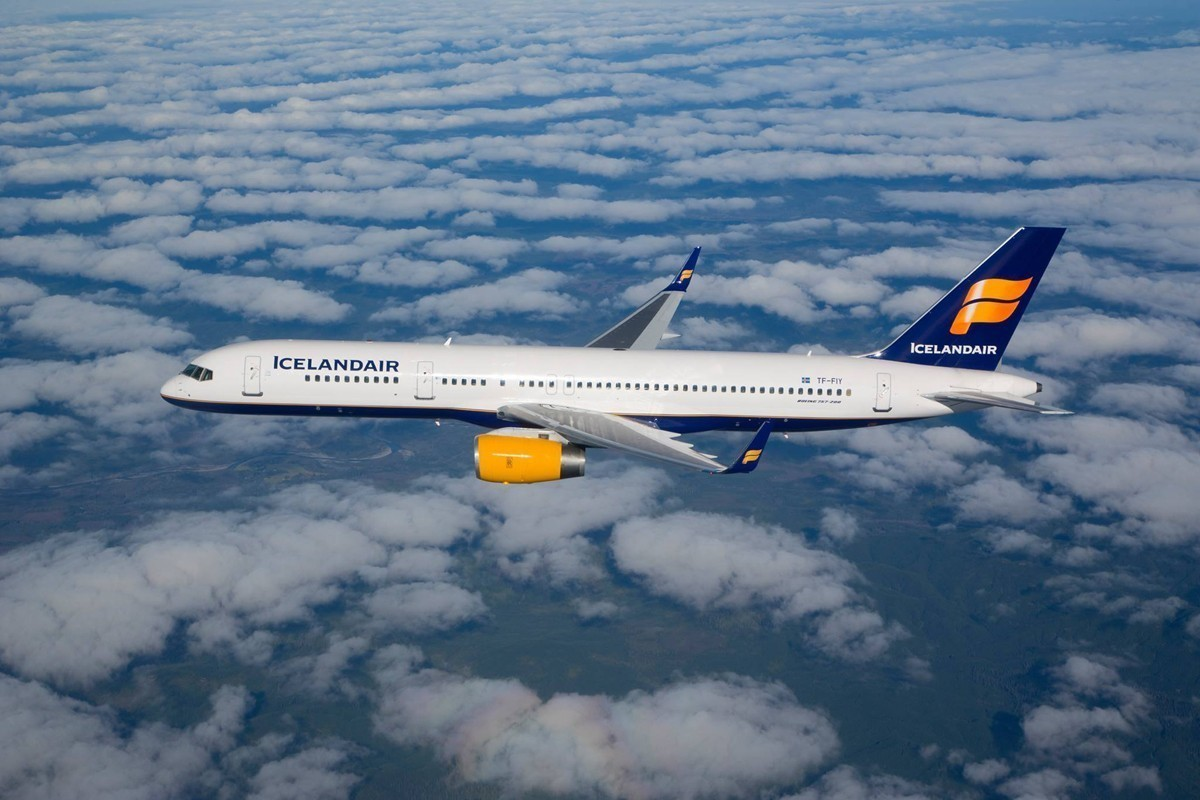 Icelandair adopts new global flight-tracking technology