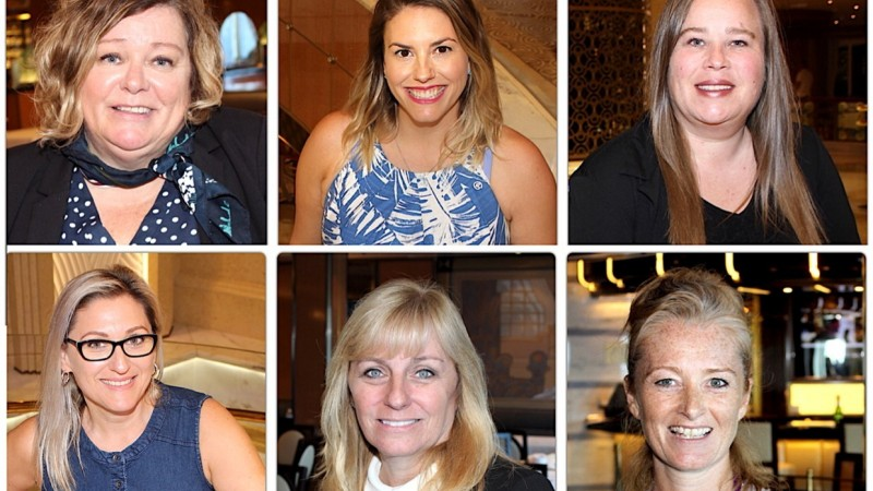 PAX On Location: Meet the all-star supplier cast at TravelOnly's Symposium at Sea