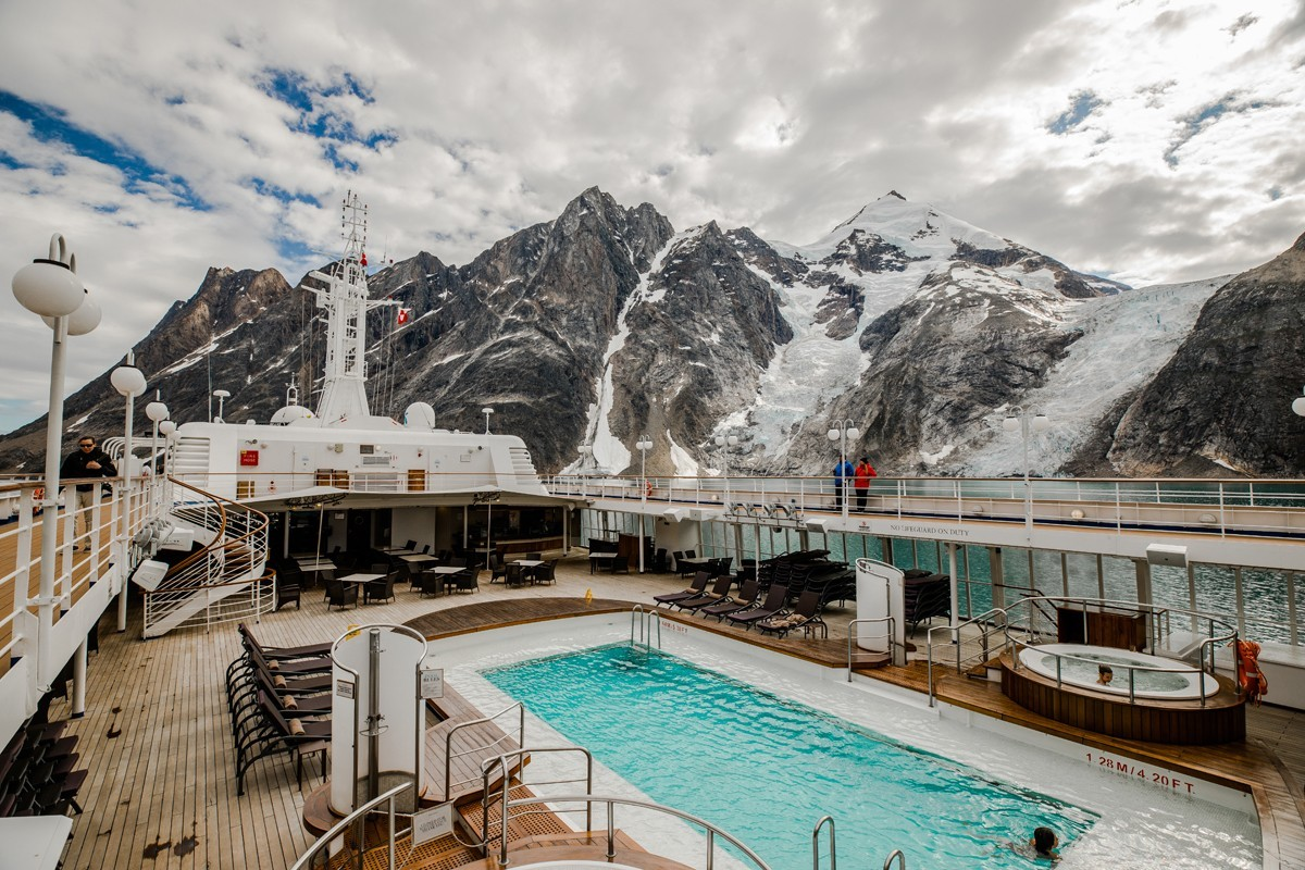 Silversea's new polar expeditions sail in 2019