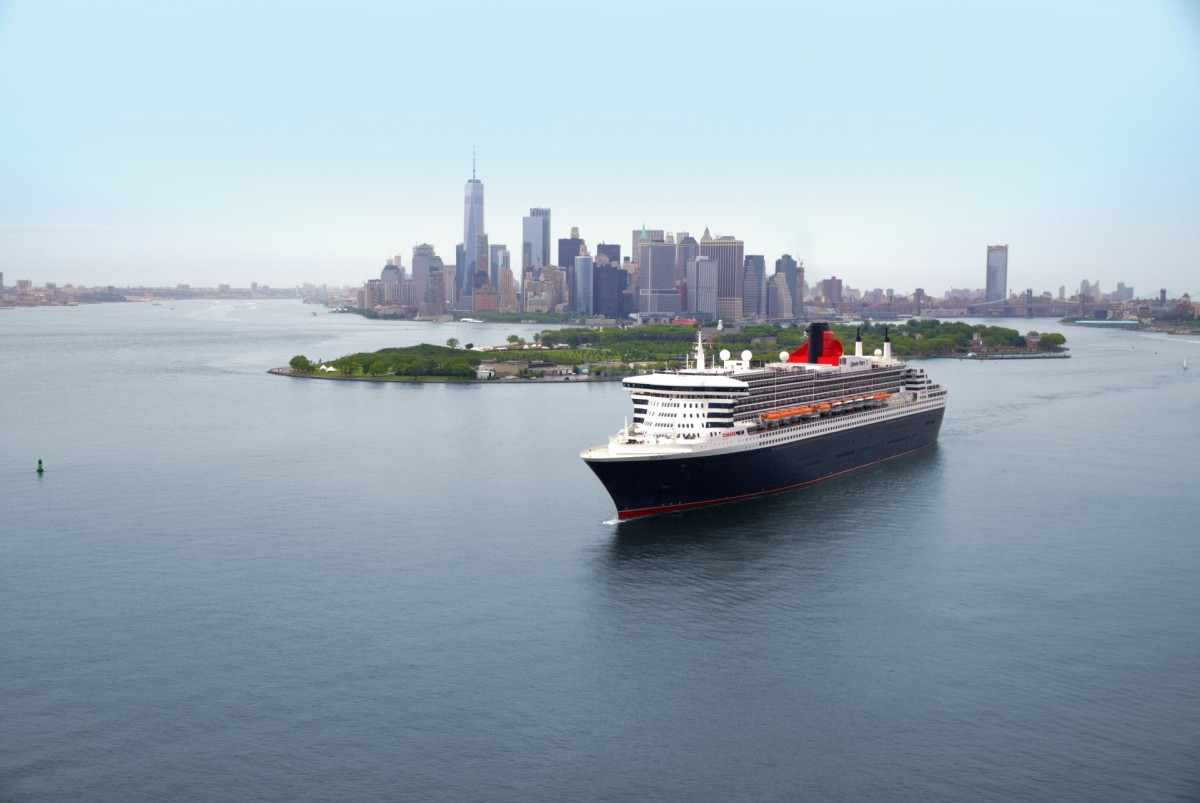 Cunard partners with the English National Ballet
