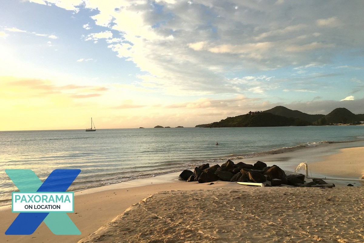PAX On Location: 3 unforgettable days in Antigua