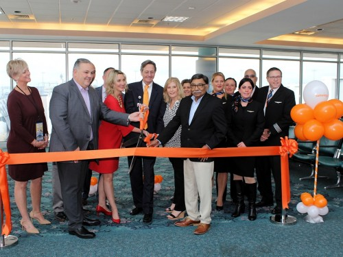 PAX On Location: Sunwing flies agents to Daytona to launch new service
