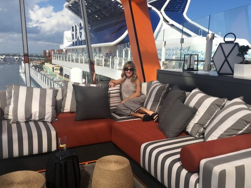 Exclusive: first reviews, on-board pictures of the new Celebrity Edge