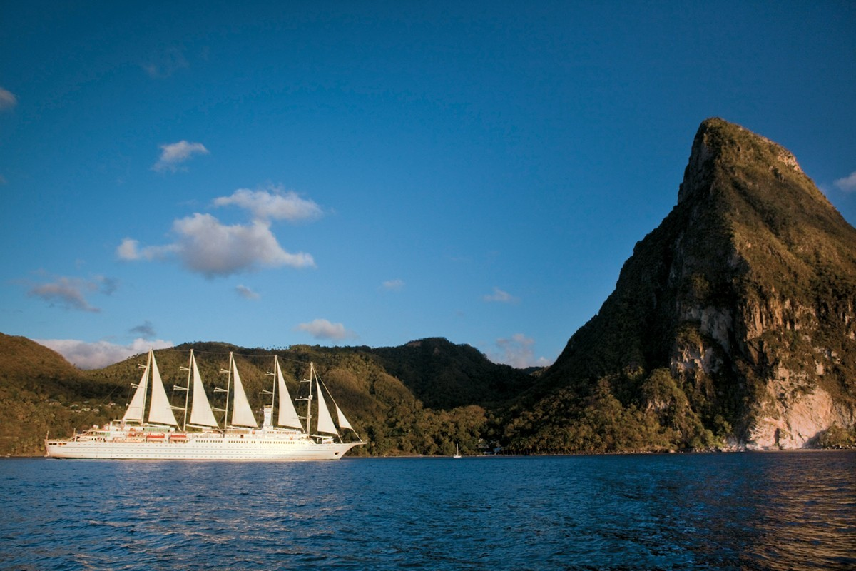Windstar returns to Barbuda this cruise season