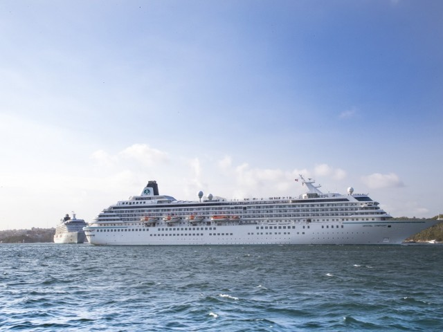 Crystal Getaways ready to sail in 2019
