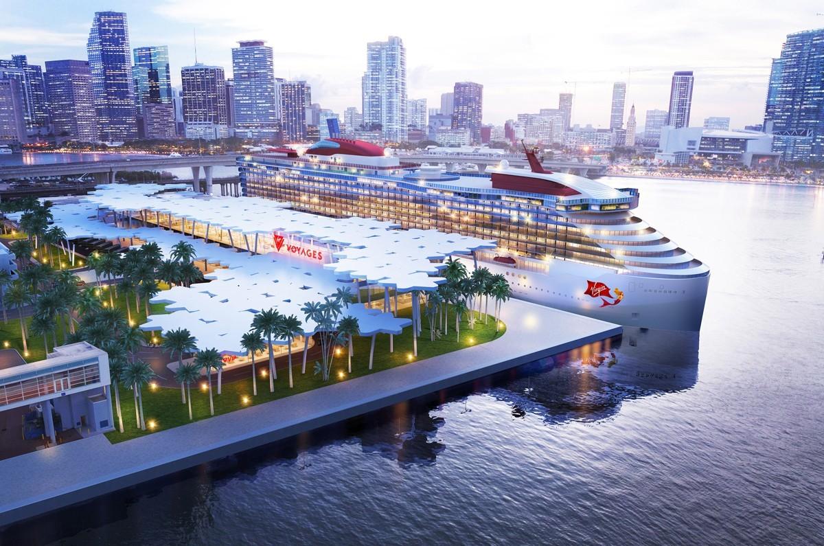 Virgin Voyages cruise terminal coming to Miami