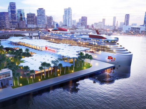 Virgin Voyages cruise terminal coming to Miami