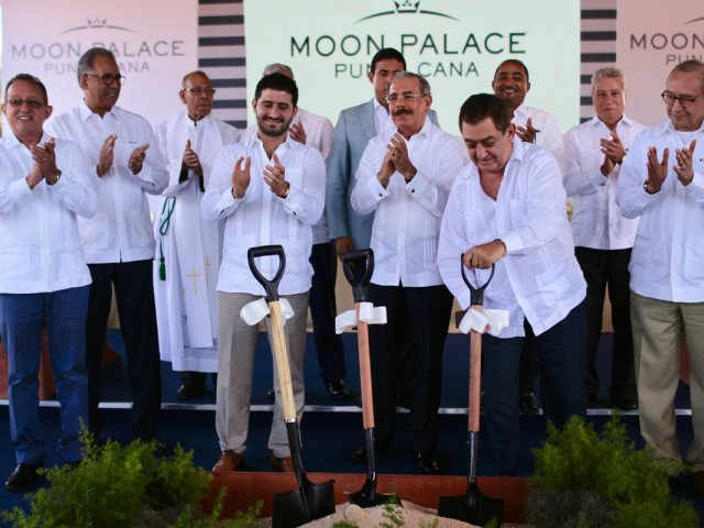 Moon Palace set to shine in DR