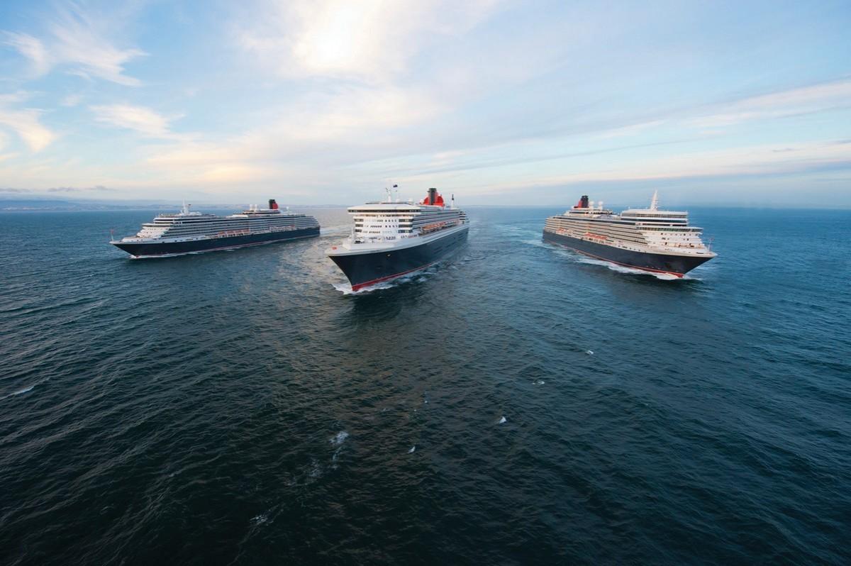 Cunard invites cruisers to enjoy Upgrades on Us