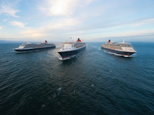 Cunard invites cruisers to enjoy Upgrades on Us