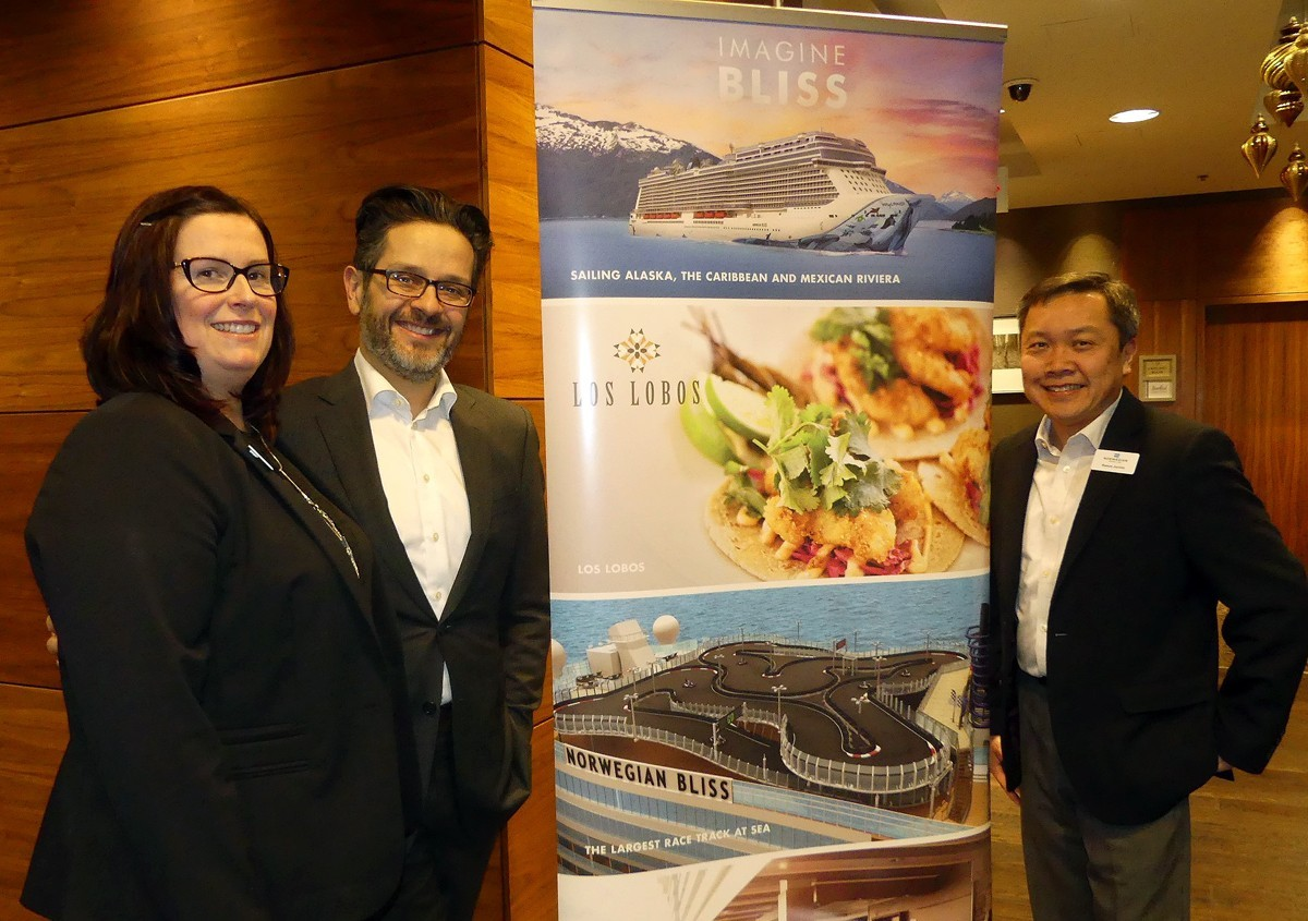 Charting a new course: NCL shares latest updates & selling tips with travel trade