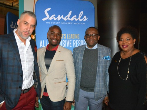 Sandals & Jamaica Tourist Board get ready for a busy 2019