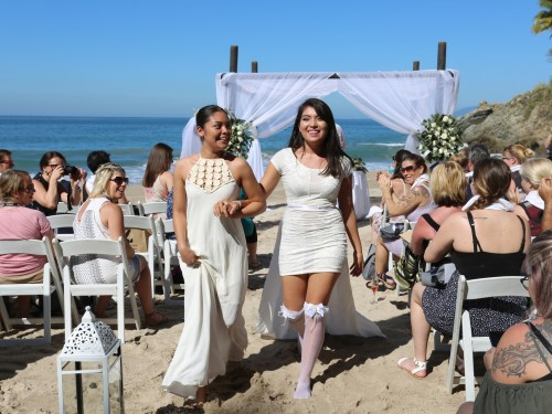 TDC's first LGBTQ destination wedding FAM a major success
