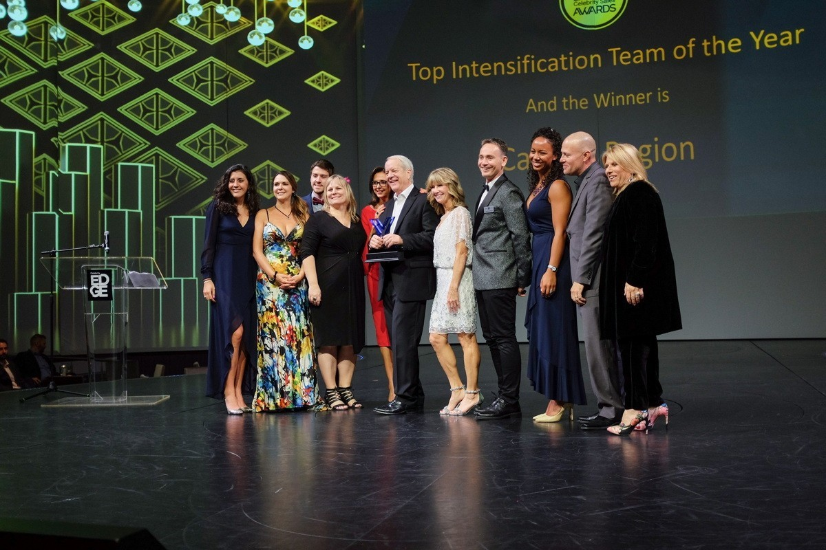 Celebrity Cruises Canada wins big at annual global conference