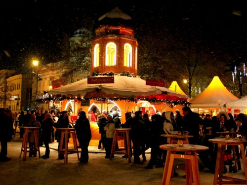 By the numbers: Europe's Christmas markets