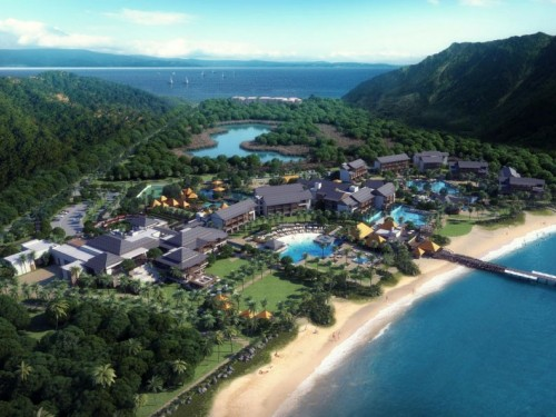 PHOTOS: Kempinski's second Caribbean resort coming to Dominica