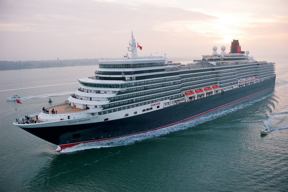 Cunard returns to Alaska this May on Queen Elizabeth; will double program in 2020