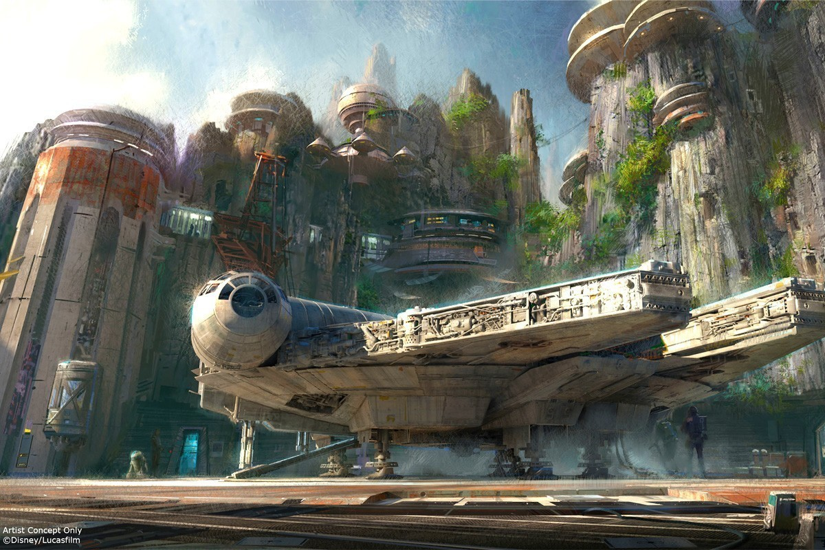 Sneak peek: Disney releases video of Star Wars: Galaxy's Edge