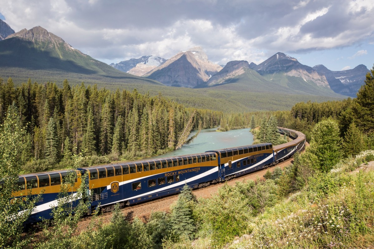 Rocky Mountaineer offers $300 off their 2019 Classic Journey