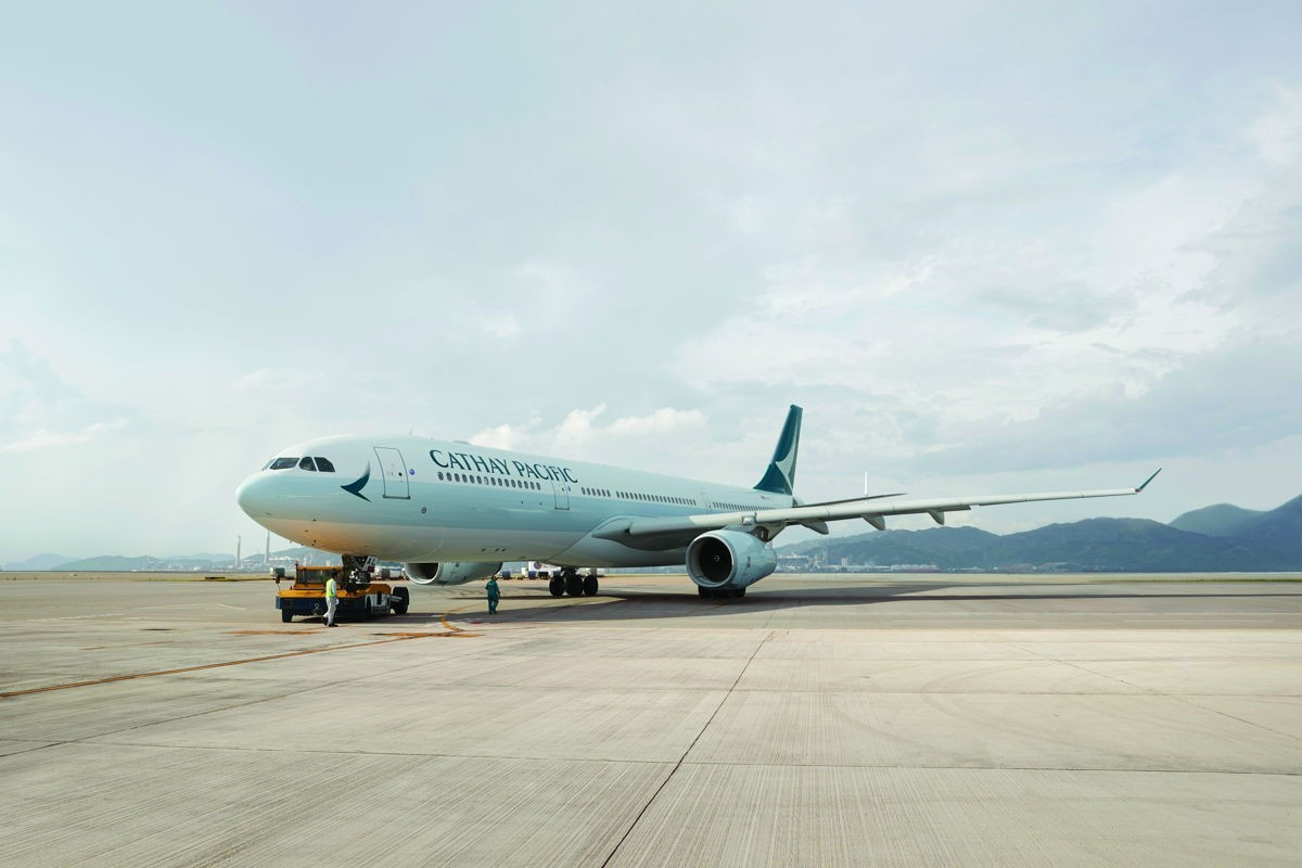 Cathay Pacific sells first-class fares at Economy prices...again!