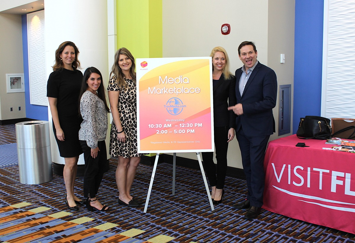"Visit Florida encourages travellers to ""go beyond"" at annual Huddle"