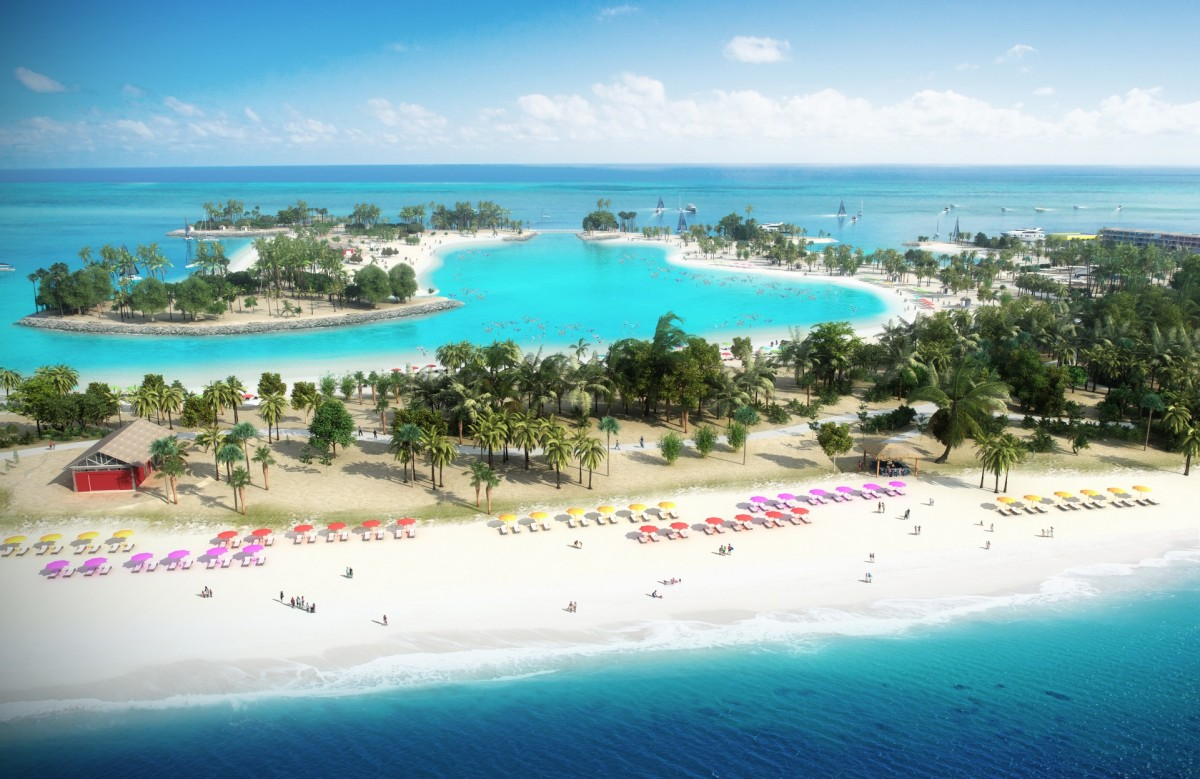 MSC's marine reserve will be the Caribbean's newest paradise