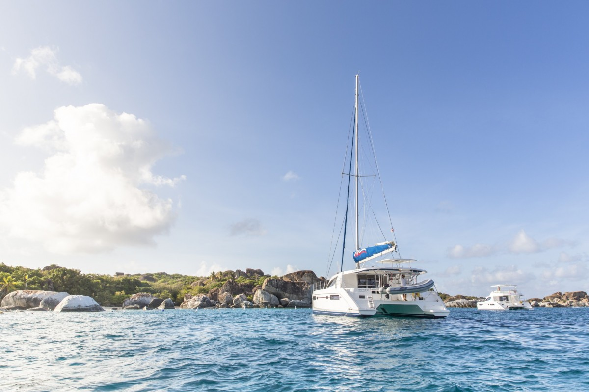 Luxury yacht company The Moorings now sails to Martinique