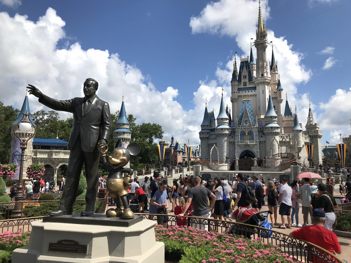 These experiences just debuted today in all four Disney theme parks