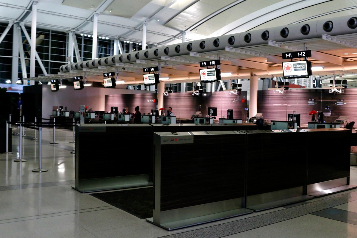 Air Canada no longer accepting cash at these airports