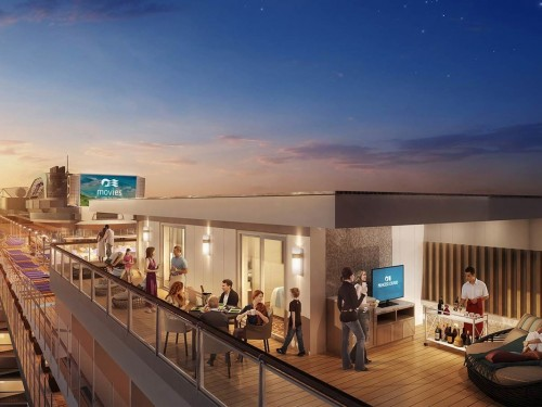 Princess kicks luxury up a notch with new Sky Suites