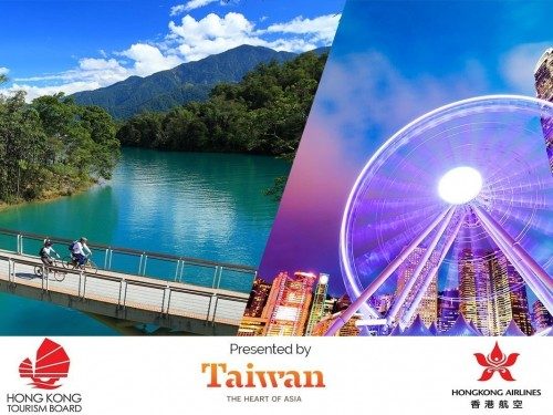 This lucky agent has won a trip to Hong Kong & Taiwan!