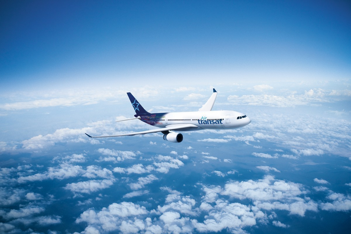 Air Transat now donating unused food to local charities
