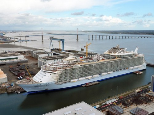 Royal Caribbean orders sixth Oasis-class ship