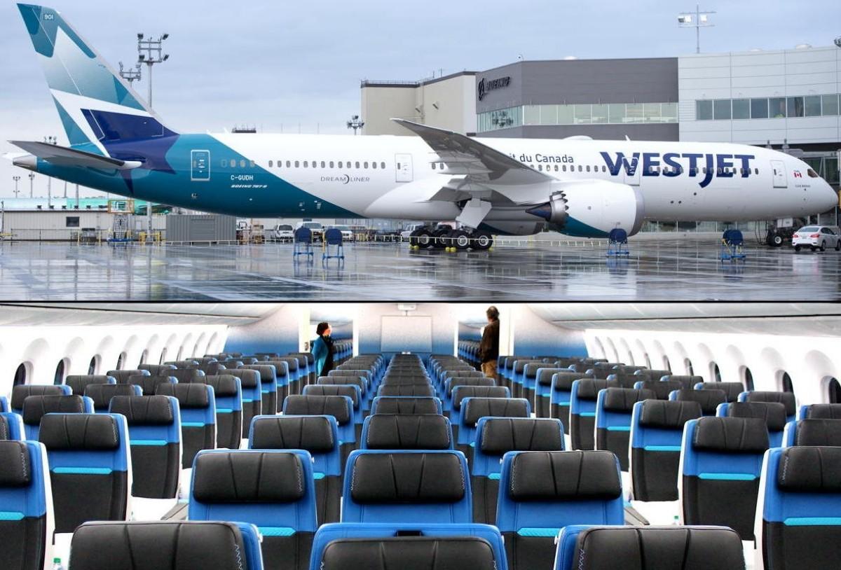 VIDEO: Step into WestJet's game-changing 787-9 Dreamliner