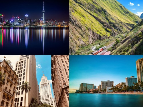 Four new ways to explore the world with Air Canada