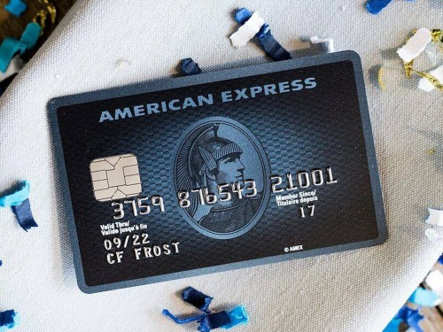 American Express on board with Air Canada's new loyalty program