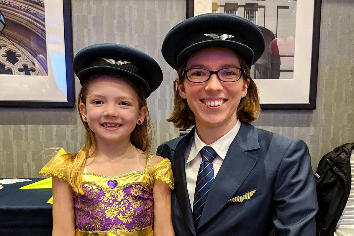 Women of Aviation Week: Porter Airlines' Claire Lemiski